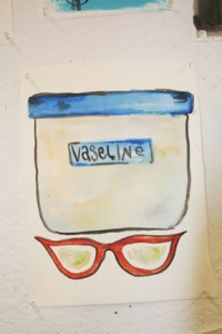 vasoline colored glasses