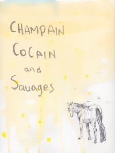 Champain Cocain 72